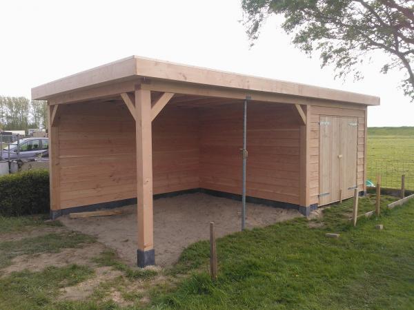 Hennie Lamers Totaalbouw - Tuinhuisjes